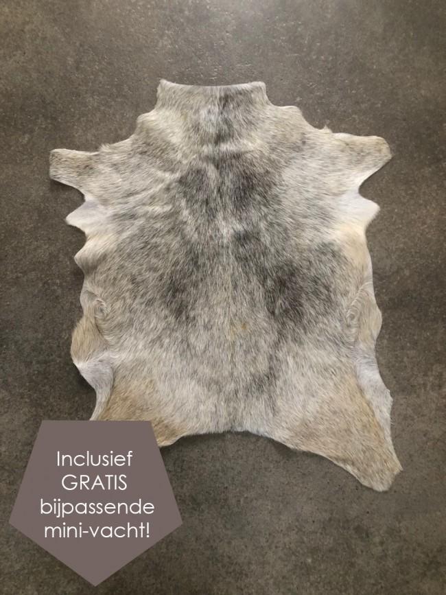 geitenhuid grijs