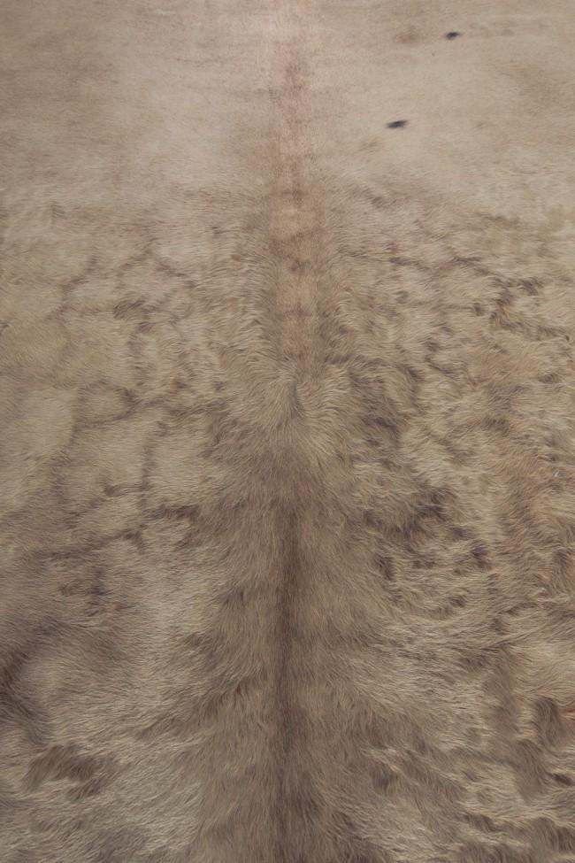 Bruine taupe dierhuid koe
