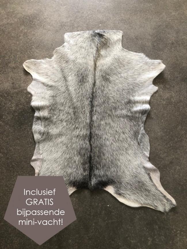 geitenhuid grijs groot