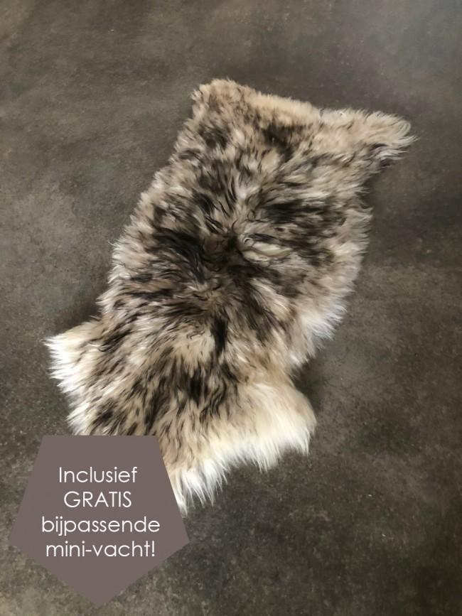 Nederlandse moeflon schapenvacht XXL