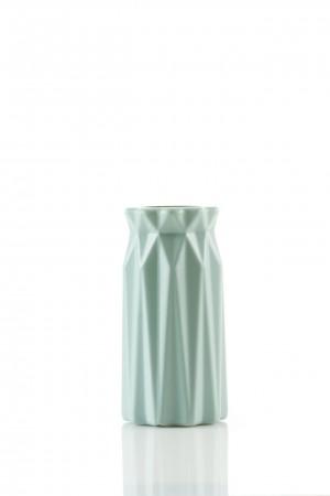 design onbreekbare vaas mintgroen
