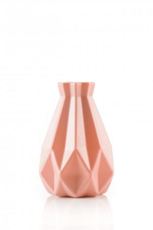 onbreekbare design vaas roze